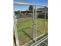 6ft x 6ft x 6ft Galvanised steel cage