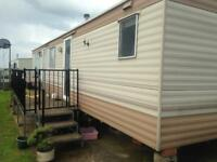 Caravan to rent in thornwick bay