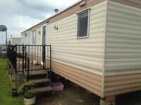 Caravan to rent in thornwick bay