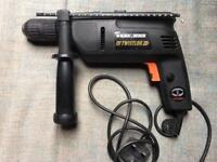 Black and Decker Electric Drill 550w variable speed reverse