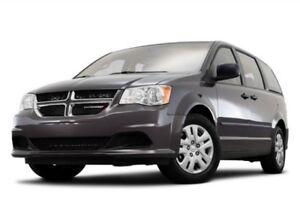 2017 Dodge Grand Caravan New SE Plus