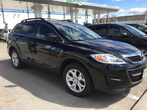 2012 Mazda CX-9 GS SUV, Crossover AWD Luxury Package