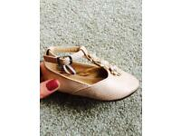 Wedding / party shoes size 5
