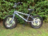 Child's B.M.X Type bike
