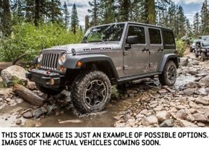 2017 Jeep WRANGLER UNLIMITED New Car Sport 4x4 Connect,ColdWthr,