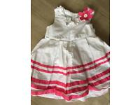 6-9 month dresses. Priced individually or all for £7