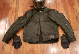 Icon motorhead jacket size XL