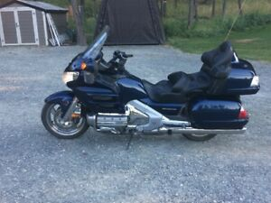 2007 Goldwing Audio/Comfort/Sat-Nav/ABS package