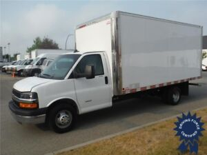 2016 Chevrolet Express 4500 - 16ft Cube - Remote Start - Cruise