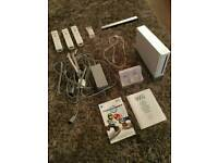 Wii plus games and controls
