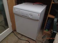 Hoover Crystaljet Dishwasher clean very good condition, surplus to requirments