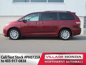 2011 Toyota Sienna Limited AWD | Fully Loaded | DVD Player |