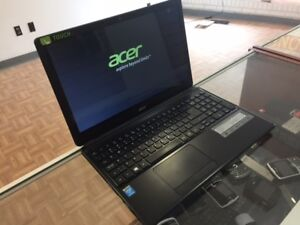 Selling Acer aspire E1-510P-4459, Touch screen, win 10