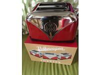 Campervan toasters