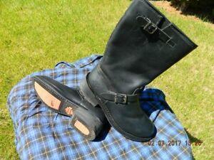 Harley Davidson Size 10.5 Wide Boots