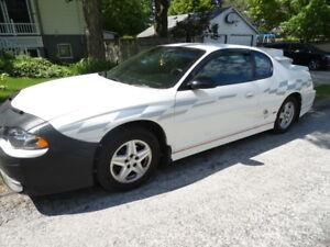 "2002 Chevrolet Monte Carlo SS ""TAZ"" edition Coupe (2 door)"