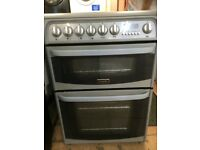 Cannon Kendal ceramic top cooker 600 mm wide £199 can deliver