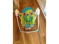 Toy Baby Swing