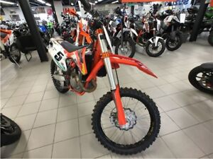 2015 KTM 450 SX-F Factory Edition