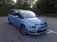 Citroen C4 Picasso Grand E-HDi Airdream Exclusive Etg6 Semi-Automatic Diesel 0% FINANCE AVAILABLE