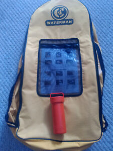 Waterman C4 Inflatable Paddle Board