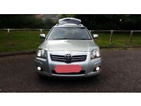 Toyota Avensis 2007 Diesel /Part service history