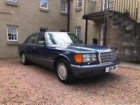 1990 W126 500SEL
