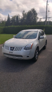 Nissan rogue model s 2009 en super condition