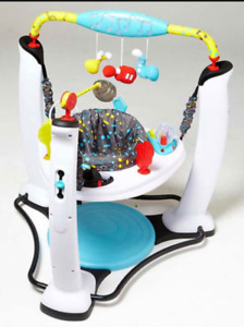 Jump & Learn Exersaucer