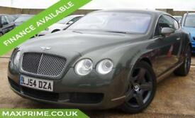 BENTLEY CONTINENTAL 6.0 GT 2D AUTOMATIC 550 BHP BENTLEY HISTORY WITH 14 STAMPS