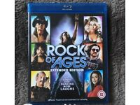 Rock of Ages Blu Ray DVD