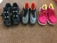 NEW Nike And HiTec Trainers x3 (bundle)