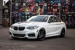 2017 BMW M240i Xdrive coupe. Only 4000kms!!