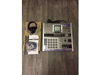 roland mv8000 production workstation sampler
