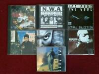 Ice Cube CD Collection