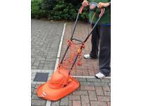 Flynn lawn mower