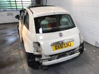 FIAT 500 BREAKING FOR SPARES