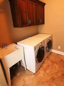 Kenmore HE Front Load Washer & Dryer