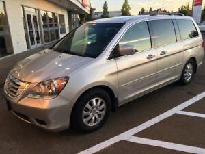2009 Honda Odyssey Minivan, Van