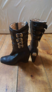 Ladies Motorcycle Boots ~ Size 7