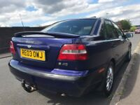 Volvo S40 1.9 Diesel Sport 4dr DIESEL++NEW 12 MONTH MOT++SUPERB CONDITION FOR AGE++DRIVES SUPERB!!!