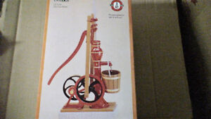 well Pump, Hand or Belt driven Pump,  mint in box