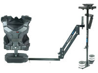 Flycam 5000 Camera Steadycam with Comfort Arm and Ves