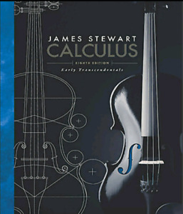 Calculus : Early Transcendentals by James Stewart (2015) 8th ED