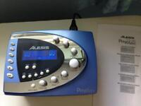 Alesis Vocalist playmate CD player for backing tracks