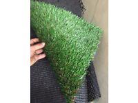 X5 3450mm X 2000mm Artifical Grass Panels - Brand New 20mm grass