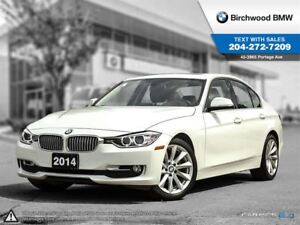 2014 BMW 3 Series 320i Xdrive Navigation, Lighting, Premium Soun