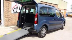 2015 Citroen Berlingo Multispace XTR AUTO Wheelchair Disabled Accessible Vehicle