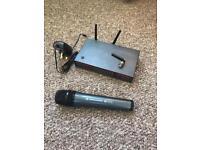 Sennheiser wireless microphone ew100 G2