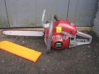 45cc Petrol Chainsaw